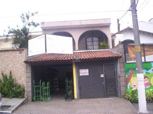 Imagem 1 de 22 de Sobrado À Venda, 3 Quartos, 3 Vagas, Santa Terezinha - São Bernardo Do Campo/sp - 31192