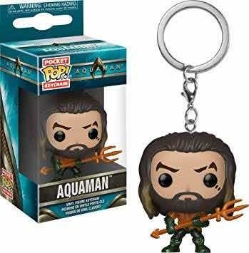 Llavero Funko Pocket Pop Keychain Aquaman