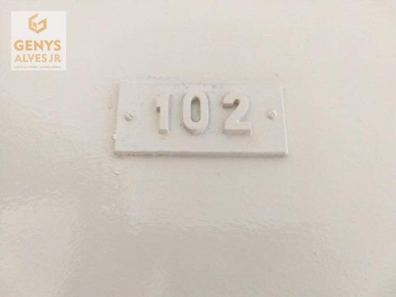 Kitnet Com 1 Dormitório Para Alugar, 35 M² Por R$ 600/mês - Santa Efigênia - São Paulo/sp - Kn0010