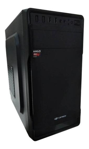 Cpu Amd Fx 6300 | Memória 4gb | Ssd 120gb