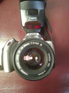 Camara Canon Eos Rebel Ti Para Coleccionar Excelente Estádo