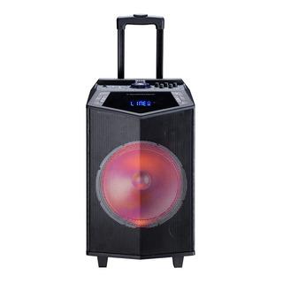 Parlante Tagwood 12 Karaoke Con Bateria Tgw + Microf.