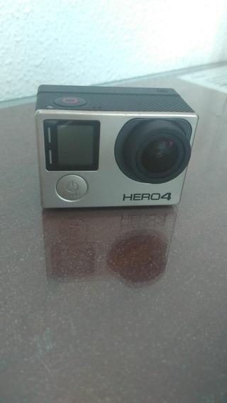 Câmera Gopro Hero 4 Com Tela