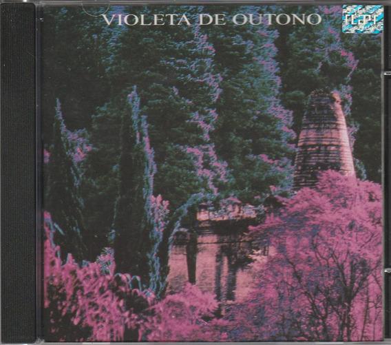 Violeta De Outono - Cd Plug Raridade - 1987 & 1989