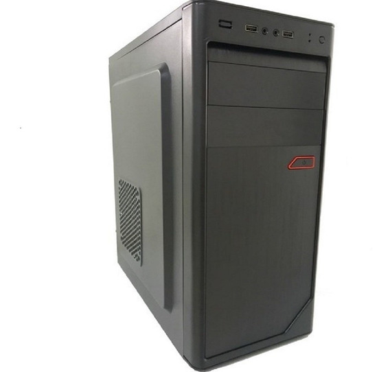 Cpu Pc Intel Core I5 4gb Hd 500