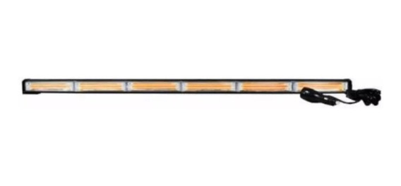 Barra Torreta De 6 Led Cob 12-24 Volts