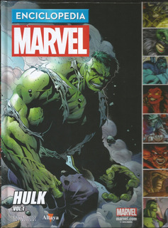 Enciclopedia Marvel - Varios Tomos Disponibles