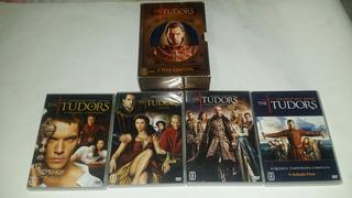 Serie The Tudors Completa Box Especial 4 Temporadas!