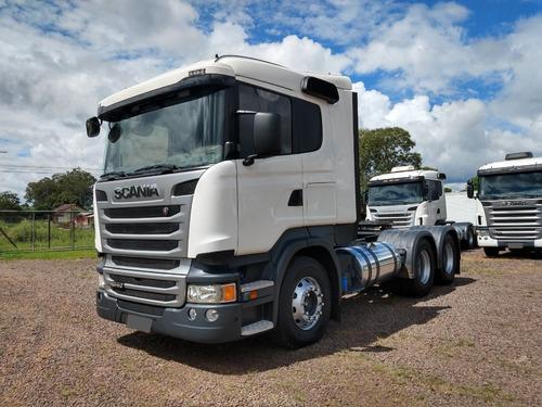 Scania R440 A6x4 2017 Traçado Automático Com Retarder