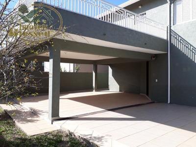 Sobrado Para Locação Em Atibaia, Jardim Dos Pinheiros, 3 Dormitórios, 1 Suíte, 2 Banheiros, 4 Vagas - 0043