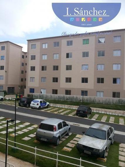 Apartamento Para Venda Em Itaquaquecetuba, Vila Celeste, 2 Dormitórios, 1 Banheiro, 1 Vaga - 180409a_1-1325056
