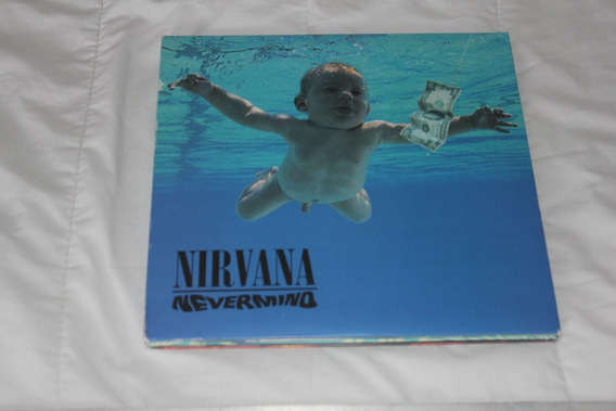 Lp - Nirvana Nevermind Box 04 Lps - 2011 - Made In Usa