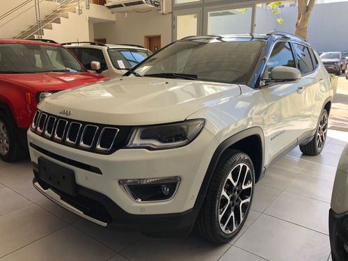 Jeep Compass Limited Plus  2.4 4x4