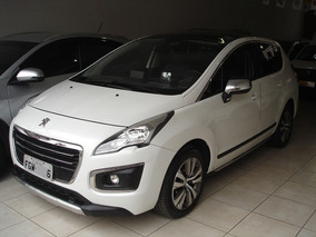 Peugeot 3008 Griffe 1.6 Turbo Thp Automático 50.000km 2015