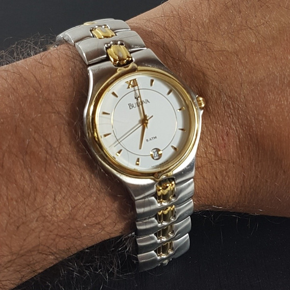 Relógio Bulova Feminino - A4720