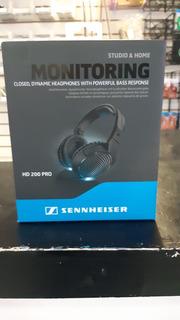Audifonos Sennheiser Hd 200 Pro