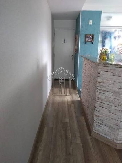 Apartamento Em Condomínio Padrão Para Venda No Bairro Vila Scarpelli - 12372agosto2020