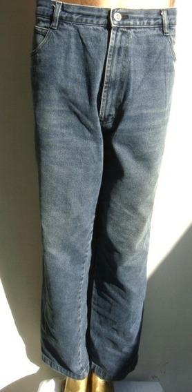 Pierre Cardin Pantalon Hombre T50 Jeans Azul (ana.mar)