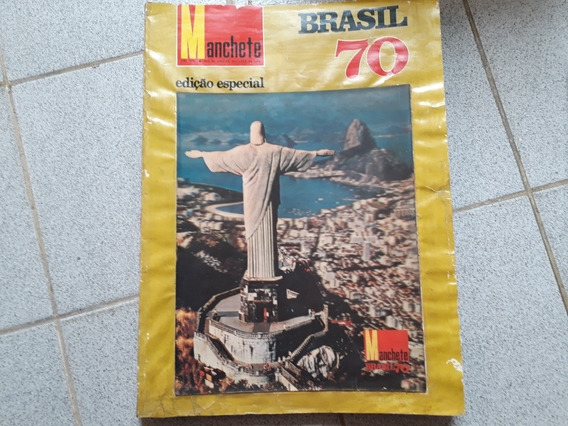 Revista Manchete, Especial Brasil 70!