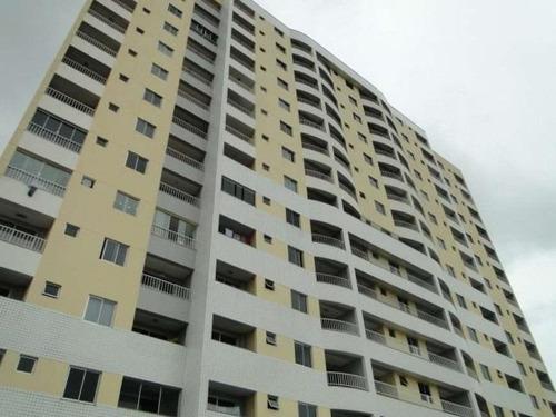 Apartamento À Venda, 72 M² Por R$ 320.000,00 - Serrinha - Fortaleza/ce - Ap4392