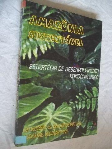 * Livros - Amazonia Sustentavel - Raro