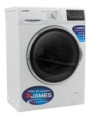 Imagen 1 de 3 de Lavarropas James 6 Kg Lr 1008 Bl Nuevo Modelo Slim Yanett