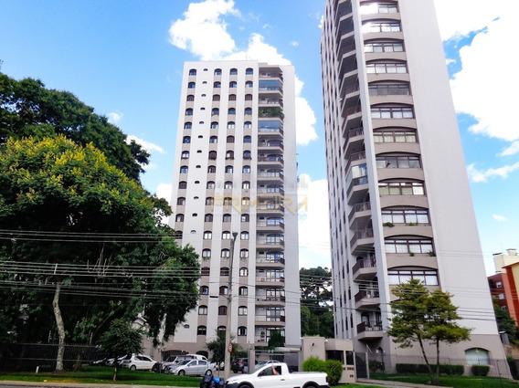Apartamento Padrão Em Curitiba - Pr - Ap0617_impr
