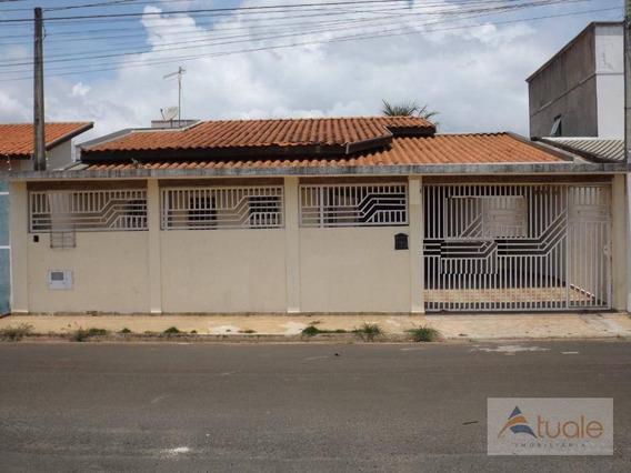 Casa Com 3 Dormitórios À Venda, 80 M² Por R$ 500.000 - Parque Gabriel - Hortolândia/sp - Ca5919