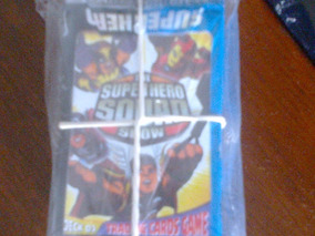 Super Hero Squad - Cards - X_x