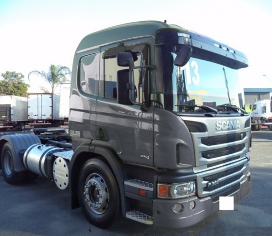 Scania P360 6x2 Ano 13/13 Impecável