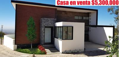 Casa Residencial Nueva En Venta En Guanajuato Capital 360m2