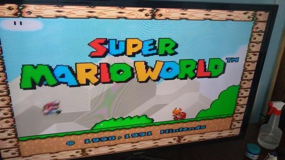 Super Mario World,mario Kart,donkey Kong 2 Leia A Descrição