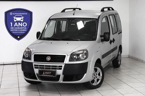 Imagem 1 de 10 de Fiat Doblo 1.8 Mpi Essence 7l 16v