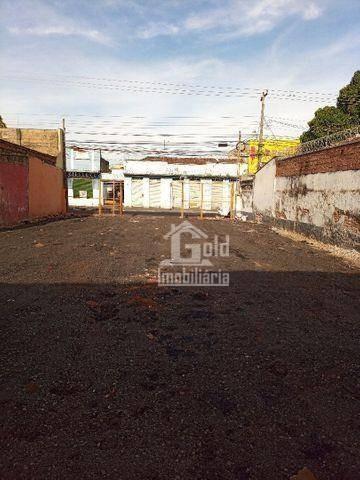 Terreno Para Alugar, 336 M² Por R$ 2.000/mês - Campos Elíseos - Ribeirão Preto/sp - Te0206