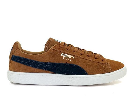 Tênis Puma Classic Couro 100% Natural