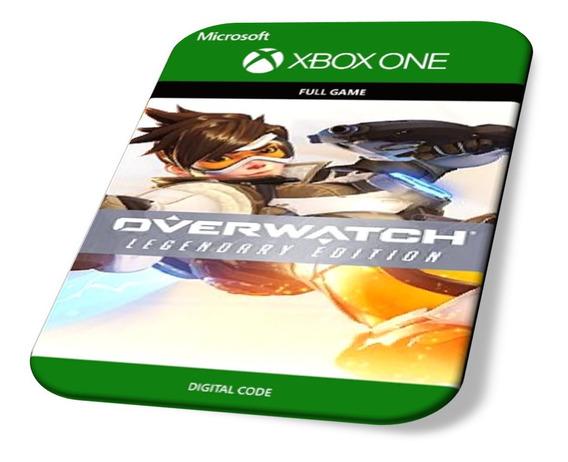 Overwatch Legendary - Xbox One Código 25 Dígitos