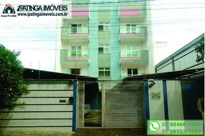 Apartamento Para Venda, 3 Dormitórios, Parque Caravelas - Santana Do Paraíso - 384