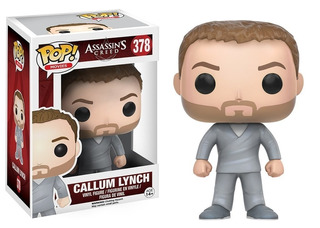 Funko Pop! Callum Lynch 378 Exclusive - Assassin
