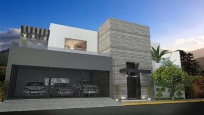 Hermosa Y Moderna Residencia En Colinas De San Jerónimo. Monterrey Nl.