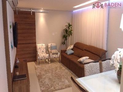 Apartamento 3 Dormitórios, Sendo 3 Suítes - Ap02048