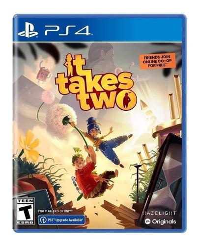 Imagen 1 de 4 de It Takes Two -  Ps4 Físico Nuevo & Sellado