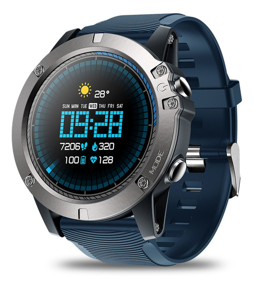 Reloj Inteligente Zeblaze Vibe 3 Pro Bt Ip67 Impermeable