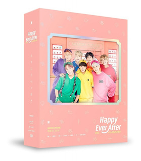 Dvd : Bts 4th Muster (happy Ever After) (photo Book,...
