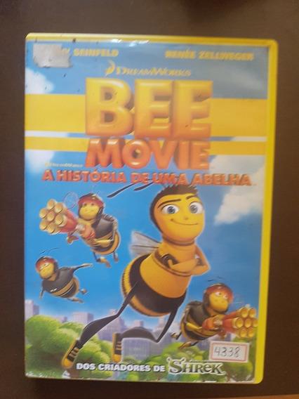 Bee Movie A História De Uma Abelha Dvd Original Frete $ 9