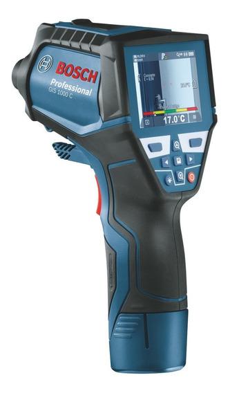 Camara Termica Termodetector Transmision Datos Bluetooth Android iPhone Gis 1000c Bosch