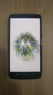Smartphone Motorola Moto Maxx 64gb 4g Usado C/ Burn In