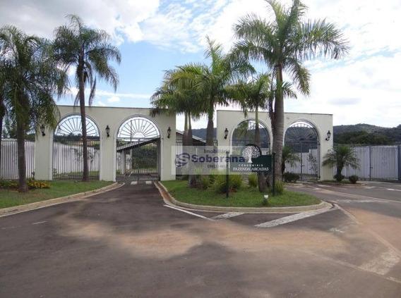 Terreno Residencial À Venda, Jardim Figueira, Amparo. - Te0538