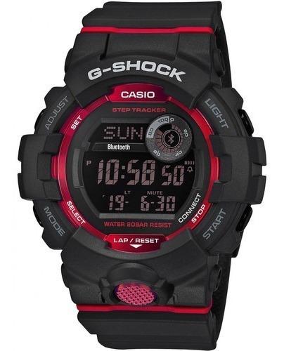 Relógio Casio G Shock Gbd 800-1dr Bluetooth. 200 Metros. 100% Original.