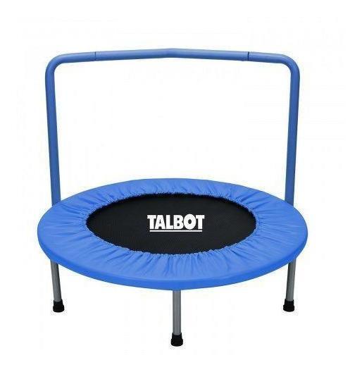 Cama Elastica 91 Nueva Talbot Azul (c/envío Stgo)