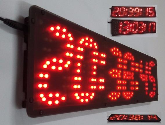 Relógio Digital De Parede, Academia Modelo ** Hdt-550 **